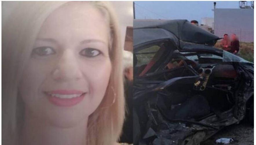 Το «Νανούρισμα της Στέλλας»: Τραγούδι ο «αποχαιρετισμός» στην 37χρονη αστυνομικό και την κορούλα της