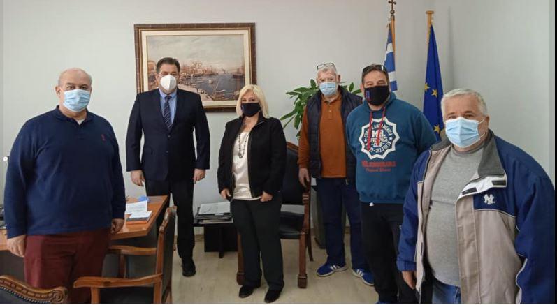 Τζάνειο Νοσοκομείο Πειραιά: Ευχαριστήριο των εργαζόμενων σε Γιάννη Μώραλη και Αντωνία Καρακατσάνη
