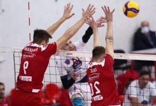 Volley League: Κυρίαρχος Ολυμπιακός νίκησε με 3-0 τον Φοίνικα