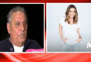 Ζαφείρης Μελάς: «Να ζητήσει συγνώμη η Ναταλία Γερμανού που μίλησε άσχημα για την κόρη μου»-video