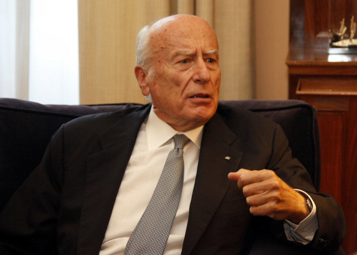 Πέθανε ο Γιάννης Κωστόπουλος – Ο ιδρυτής της Alpha Bank