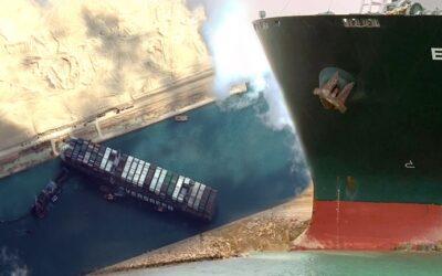 Διώρυγα του Σουέζ: Οι Αμερικανοί σπεύδουν για βοήθεια στο πλοίο Ever Given