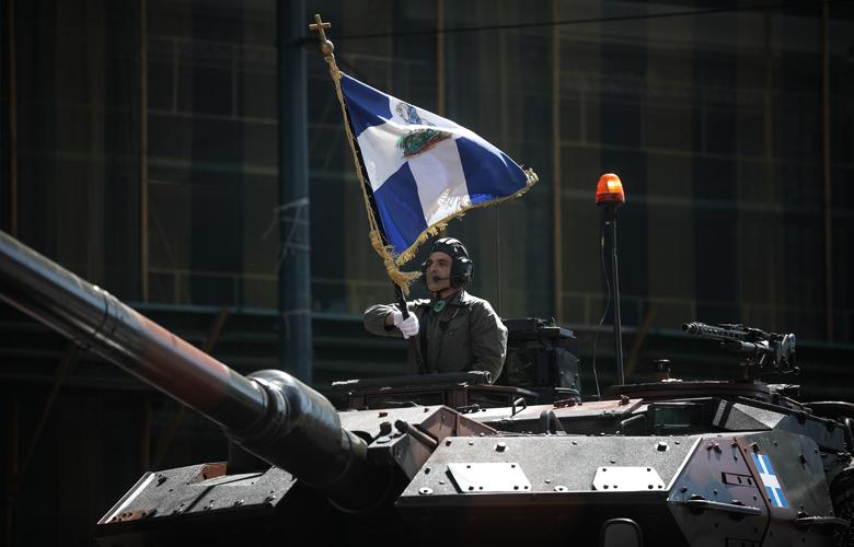 200 χρόνια από την Ελληνική Επανάσταση: Ελεύθεροι σκοπευτές, drones και 4.000 αστυνομικοί για την παρέλαση