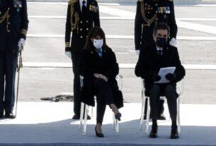 Παρέλαση 25ης Μαρτίου 2021: Οργή στο στράτευμα για την Κατερίνα Σακελλαροπούλου...
