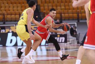 Ολυμπιακός- Φενέρ 71-76