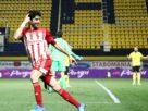 Αρης - Ολυμπιακός 1-1: Ο Μπουχαλάκης του έπιασε στον ύπνο-HIGHLIGHTS