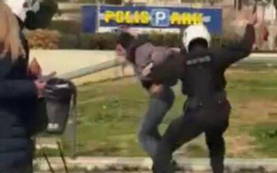 Δημοσιογραφία τύπου ΥΕΝΕΔ: Είδαν απρόκλητη επίθεση 30 κατοίκων της Νέας Σμύρνης στην ΕΛΑΣ!