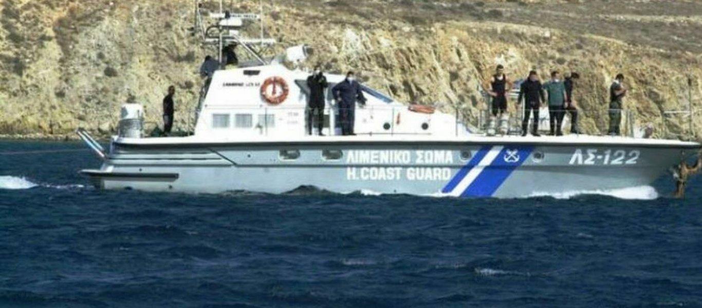 Ελληνική Ακτοφυλακή: Fake news από την Τουρκία τα περί κακομεταχείρισης μεταναστών