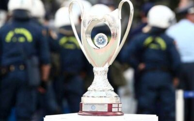 Κύπελλο Ελλάδας: Το πρόγραμμα των πρώτων ημιτελικών