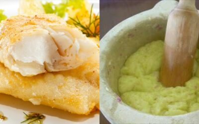 Mπακαλιάρος - Σκορδαλιά: Δύο μοναδικές συνταγές με τα εδέσματα της 25ης Μαρτίου