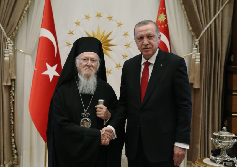 Οικουμενικό Πατριαρχείο: Εκκωφαντική «σιωπή» για τα 200 χρόνια της Ελληνικής Επανάστασης