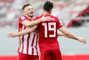 Ολυμπιακός – Άρης 1-0: Άξια νίκη στην πρεμιέρα των Play Off (Highlights)