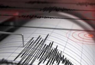 Σεισμός 5,9 Ρίχτερ στην Ελασσόνα: Η στιγμή που ταρακουνήθηκαν Τρίκαλα και Κοζάνη-video