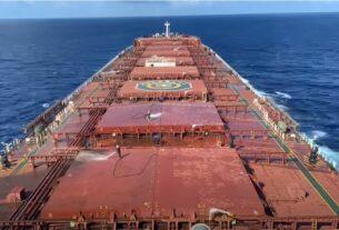 Σύγκρουση φορτηγών πλοίων ανοιχτά των Κυθήρων