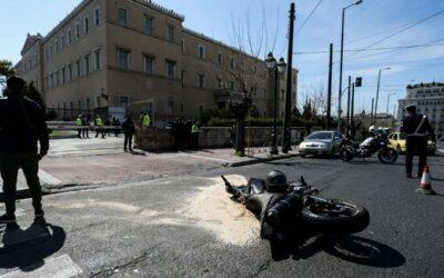 Θάνατος στην Βουλή: Το όχημα που σκότωσε τον Ιάσονα ήταν παράνομο - ΕΔΕ κατά του τροχονόμου που απειλεί τον μάρτυρα!