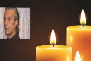 """Θεόφιλος Βανδώρος: Ποια η αιτία θανάτου του δημοφιλούς ηθοποιού που έγινε γνωστός από την σειρά """"Τμήμα Ηθών"""""""