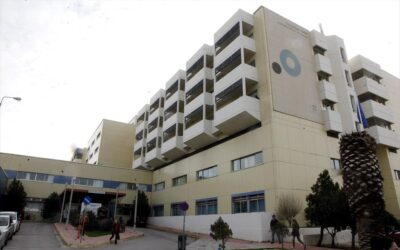 Σοκ! Αυτοκτόνησε γιατρός που νοσηλευόταν στο Θριάσιο – «Πήδηξε» από τον 4ο όροφο