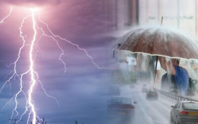 Καιρός 7/4: Βροχές και καταιγίδες σε όλη την χώρα