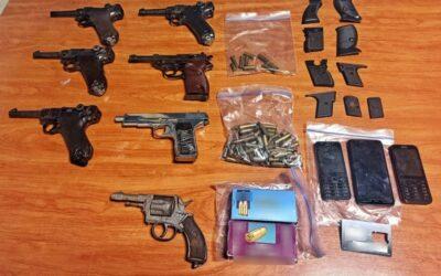 Εξαρθρώθηκε εγκληματική οργάνωση διακίνησης ναρκωτικών και εμπορίας όπλων