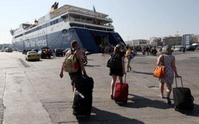 Ακτοπλοΐα: Ταξίδια με ψηφιακό πιστοποιητικό, rapid test και self test
