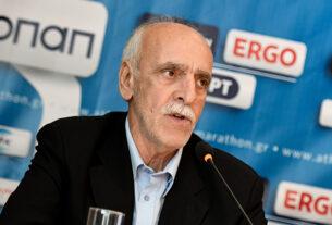 ΣΕΓΑΣ: Πέθανε από κορονοϊό ο επί σειρά ετών πρόεδρος Βασίλης Σεβαστής