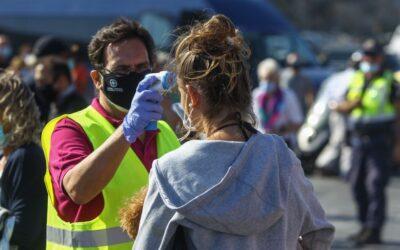 ΛΙΜΑΝΙ ΠΕΙΡΑΙΑ: Σαρωτικοί έλεγχοι για την αποτροπή διασποράς του κορονοϊού