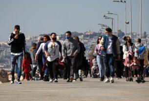 Lockdown: Ανοίγουν τα πρακτορεία ΟΠΑΠ-Στο «βαθύ κόκκινο» παραμένει η Αττική