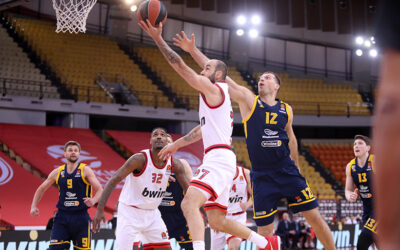 Ολυμπιακός-Χίμκι: Με νίκη γοήτρου τέλειωσε ο Ολυμπιακός τη σεζόν στη Euroleague