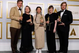 Όσκαρ 2021: Το «Nomadland» η καλύτερη ταινία – Όλα τα βραβεία