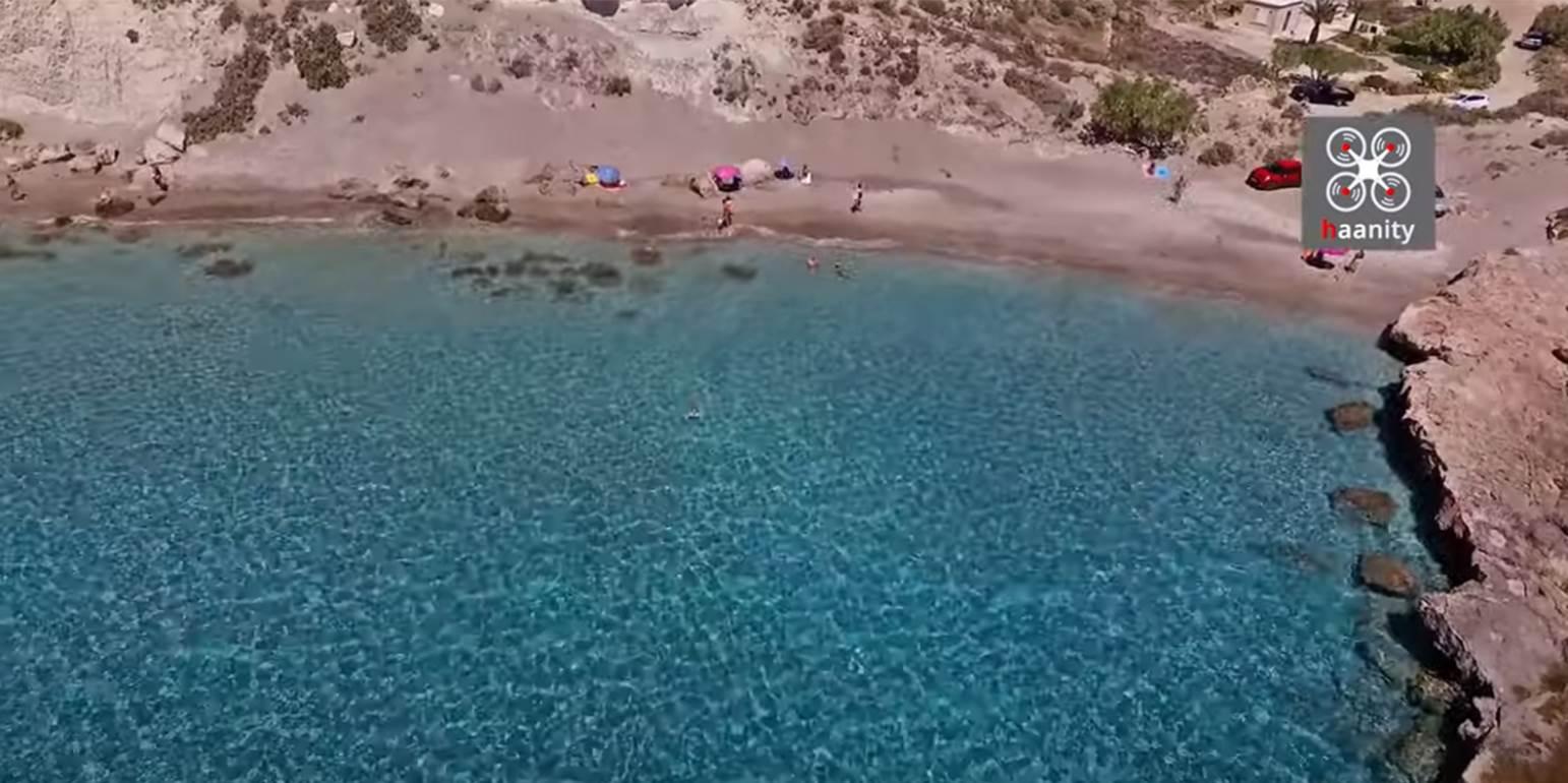 Παραλία Άργιλος