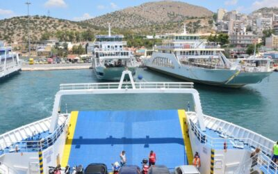 Λιμενικό Σώμα: Για ποιους λόγους επιτρέπονται οι μετακινήσεις με πλοίο
