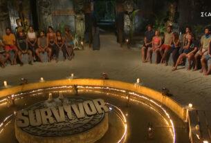 Survivor spoiler: Αυτός είναι ο πρώτος υποψήφιος προς αποχώρηση μετά την αλλαγή στις ομάδες