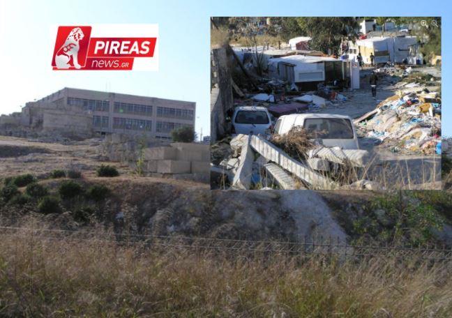 Λιμάνι Πειραιά: Απαράδεκτες εικόνες στον αρχαιολογικό χώρο της Ηετιώνειας οχύρωσης-ΦΩΤΟΡΕΠΟΡΤΑΖ