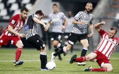Νικητής στο ντέρμπι ο ΠΑΟΚ, 2-0 τον προκλητικά ΑΔΙΑΦΟΡΟ Ολυμπιακό (highlights)