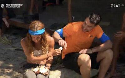 Survivor spoiler 27/4: «Ο Σάκης καταστρέφει την ψυχολογία της Μαριαλένας για ακόμα μία φορά»