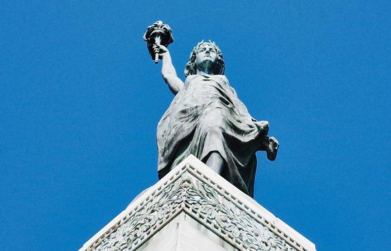 Πού βρίσκεται το ελληνικό «Άγαλμα της Ελευθερίας»