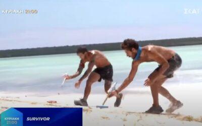 11/4 Survivor spoiler : ΤΕΛΙΚΟ! Αυτοί κερδίζουν το έπαθλο φαγητού (video)