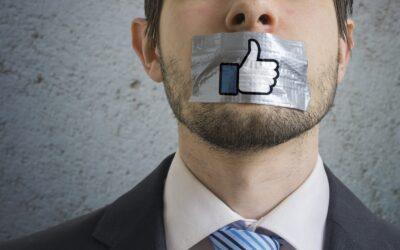 """Το facebook έριξε """"πόρτα"""" στην ΕΣΗΕΑ για τα φαινόμενα λογοκρισίας εις βάρος δημοσιογράφων"""