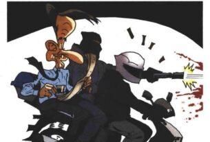 Το σκίτσο της «Εφημερίδας των Συντακτών» για τη δολοφονία Καραϊβάζ και η αντίδραση Πελώνη