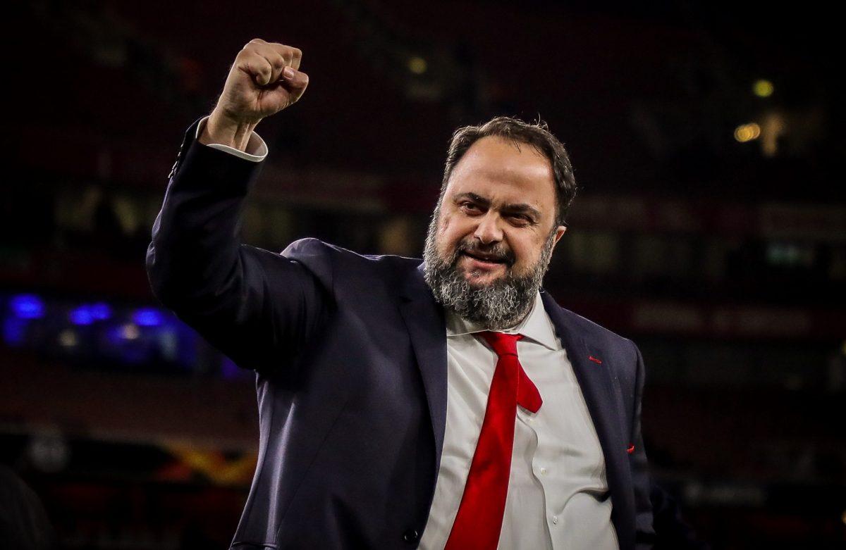 Τελικός Κυπέλλου 2021 Πριμ Μαμούθ από Βαγγέλη Μαρινάκη για το Νταμπλ!