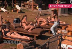 Φάρμα Spoiler 22.05: Τα μπικίνι έφεραν τον καύσωνα στο αντρικό κοινό-video