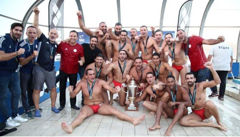 ΑΕΚ - ΟΛΥΜΠΙΑΚΟΣ 4-20 : Κόκκινο το 22ο Κύπελλο
