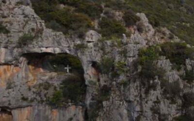 Άγιος Γεώργιος: Ο θρύλος πίσω από αυτές τις εκπληκτικές εικόνες στην παλιά εθνική οδό-video
