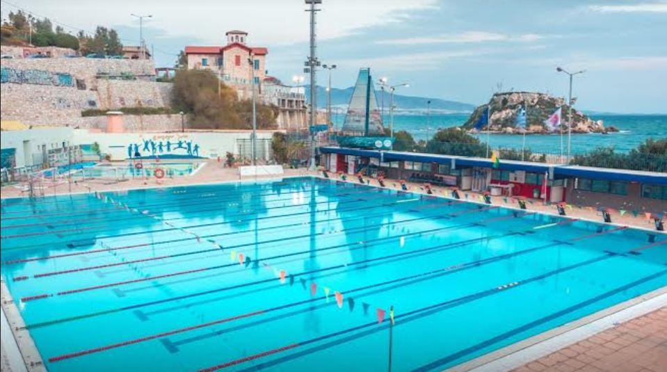 Ανοίγει την Τετάρτη 12 Μαΐου 2021 το Δημοτικό Κολυμβητήριο Πειραιά «Ανδρέας Γαρύφαλλος»
