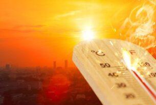Έκτακτο Δελτίο Καιρού 25/5: Μαγιάτικος καύσωνας με 36 βαθμούς Κελσίου!