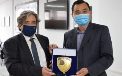 Επίσημη επίσκεψη του Υπουργού Ναυτιλίας της Πορτογαλίας στο λιμάνι του Πειραιά