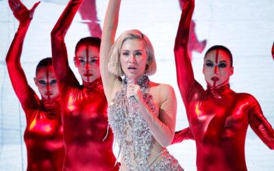 Eurovision 2021: Σε λίγο ο μεγάλος τελικός. Πρώτη η Τσαγκρινού, 10η εμφανίζεται η Στεφανία