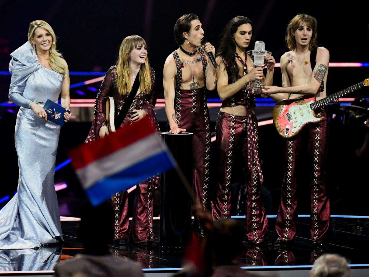 """Eurovision 2021: To """"σήκωσε"""" η Ιταλία – 10η η Ελλάδα και 16η η Κύπρος"""