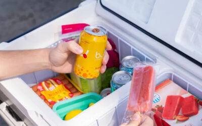 Αυτό είναι το πρωτοποριακό φορητό ψυγείο που δημιουργεί πάγο-video