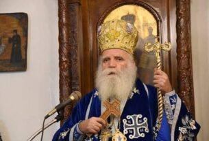 Κύθηρα: ΑΝΑΣΤΑΣΗ στις 5 τα ξημερώματα της Κυριακής θα κάνει ο Μητροπολίτης Σεραφείμ